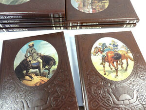 1970's Time Life Books ---THE OLD WEST (complete 26-book set) London Ontario image 6