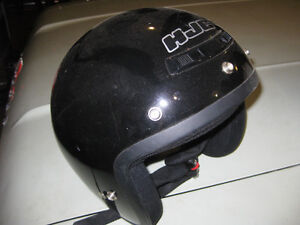 Two helmets, one new 2xL one vintage small for $30.