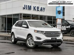 2017 Ford Edge SEL  - Bluetooth -  Heated Seats - $110.21 /Wk