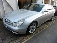 Mercedes-Benz CLS Class Cls500 auto low mileage PETROL AUTOMATIC 2005/K