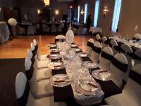 location, décoration, housse 0.70,,  mariage, boucle gratuit....