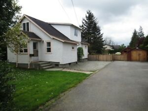 Welcome to Yarrow !4 bed character home on 1/2 acre! OPEN HOUSE!