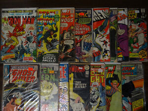 Thousands of comics for sale