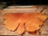 Cutting Boards Tables & Burls