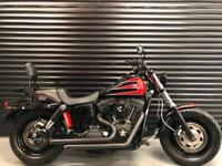Harley-Davidson FXDF FATBOB *Stage 3 High Comp*