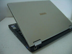"Toshiba Tecra Laptop Intel Win XP MSOFFICE Wifi DVD 14"" Mint"
