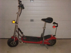 Electric Scooter/Bike