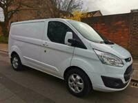 FORD TRANSIT 270 LIMITED LR PV 2017 Diesel Manual in White