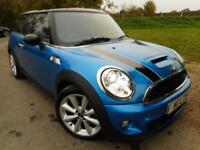 2011 Mini Hatchback 1.6 Cooper S 3dr Chili Pack! Metallic Paint! 3 door Hatc...