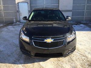 2011 Chevrolet Cruze Sedan LT Turbo 1.4