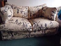Next, sofa bed
