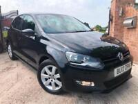 2012 Volkswagen Polo 1.2TDI Match £20 A YEAR ROAD TAX FSH
