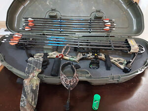 BEAR archery Compound bow package