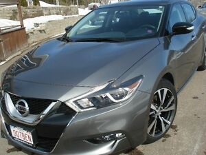 2016 Nissan Maxima SL Sedan WITH $5,000. CASH INCENTIVE
