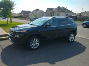 Jeep Cherokee Limited+