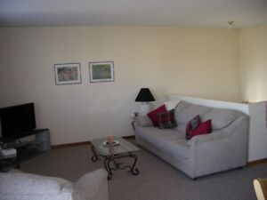 Furnished Apartment in Oromocto
