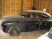 looking for 1949 to 1952 chevy car