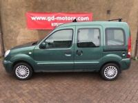 2007 (57) RENAULT KANGOO EXPRESSION AUTOMATIC, NOT BERLINGO CONNECT PARTNER
