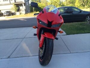 Honda CBR 600 RR Cambridge Kitchener Area image 1
