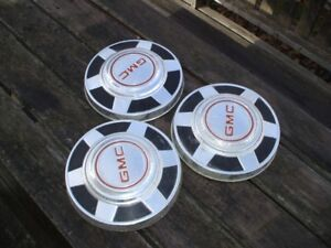1978 Chevy hubcaps