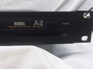 Korg A2 and FC6 Controller