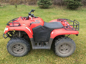 Arctic Cat quad for sale