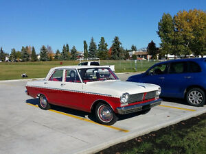 1962 acadian chevy 11 invader