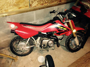 Honda 50 Like New!!
