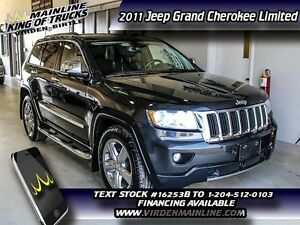 2011 Jeep Grand Cherokee Limited  - $237.25 B/W
