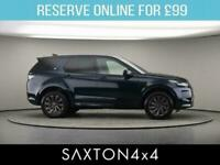 2020 Land Rover Discovery Sport 2.0 D180 MHEV R-Dynamic SE 4WD (s/s) 5dr (7 Seat