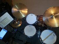 Drum Lessons for the Fall
