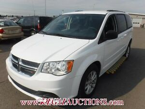 2015 DODGE GRAND CARAVAN SXT WHEEL CH