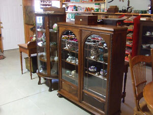 Antique jam cupboard and collectables,crafts London Ontario image 6