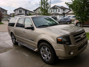 2007 expedition max