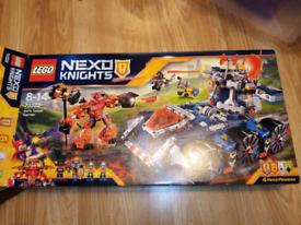 Lego Nexo Knights set 70322 Axl's Tower Carrier £20.