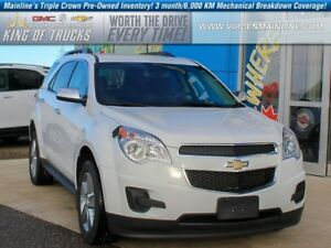 2015 Chevrolet Equinox LT w/1LT  -  Power Seat - $141.95 B/W