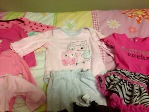 Outfits from 3-6 months. Smoke and pet free home! Regina Regina Area image 5