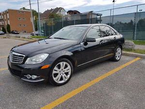 Mercedes-Benz C300 - Elegance package - Sedan 2013