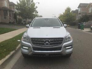 2013 Mercedes-Benz M-Class ML 350 4MATIC  SUV, Crossover