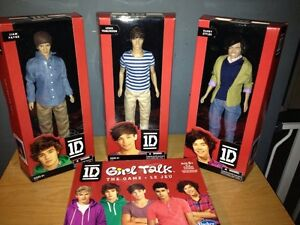 One Direction Dolls and Game