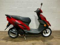 Honda SFX 50 1997 50CC 2T 2 STROKE GOOD ENGINE SOME DAMAGE PROJECT SCOOTER