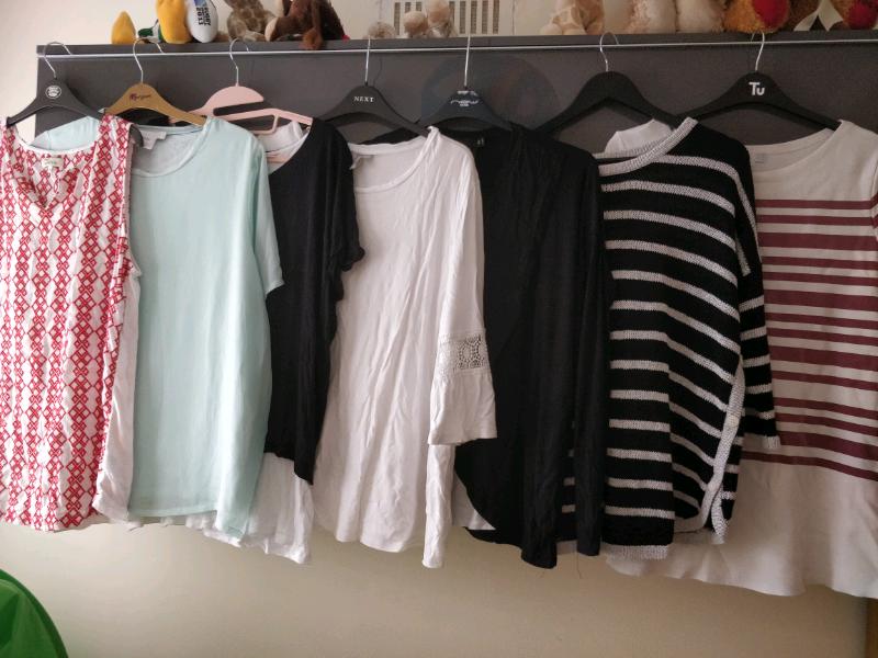 Maternity clothes size 18/20 H&M, Next, JoJo, ASOS for sale  Croydon, Purley