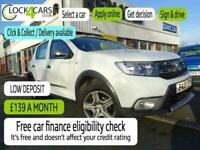 2018 Dacia Sandero Stepway 0.9 COMFORT TCE 5d 90 BHP Hatchback Petrol Manual
