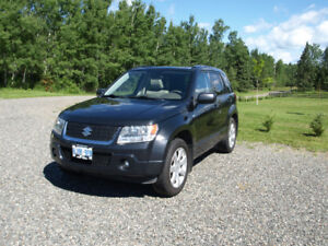 2010 Suzuki Grand Vitara V6- SAFETIED