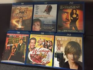 Various Blu-Ray Disc ( Replacement Killers & Entrapment(SOLD)