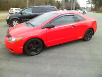 2008 Honda Civic Coupe City of Halifax Halifax Preview