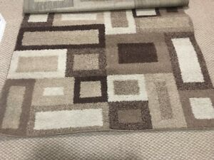"""Area carpet, 7.5ftx5'4"""". No stains clean.$30.00"""