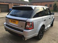 Range Rover sport custom 2013 autobiography facelift 87,000 miles