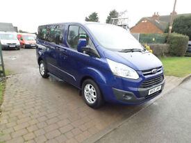 2015 15 Ford Transit Tourneo 8 Seater Minibus Only 26k Miles