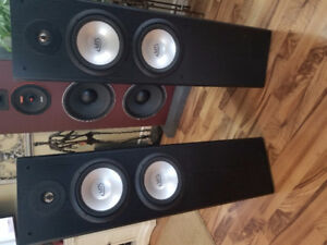 MTS HOME THEATRE SPEAKERS